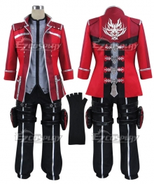 God Eater Burst Lenka Utsugi Cosplay Costume