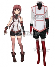 Grimgar of Fantasy and Ash Yume Cosplay Costume - A Edition