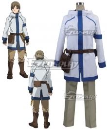 Grimgar of Fantasy and Ash Manato Cosplay Costume - B Edition