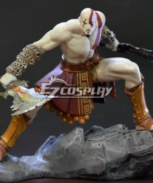 God of War Ascension  Kratos Cosplay Costume