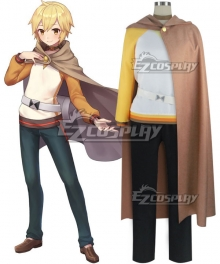 Grimoire of Zero Albus Cosplay Costume