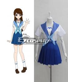 Glasslip Gurasurippu Tohko Fukami Cosplay Costume