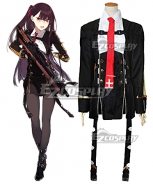 Girls' Frontline WA2000 Walther WA 2000 Cosplay Costume