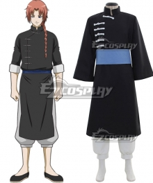 Gintama Kamui Hallowwen Cosplay Costume