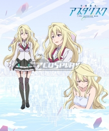 Gakusen Toshi Asterisk Academy Battle City Asterisk The Asterisk War The Academy City of the Water Claudia Enfield Cosplay Costume