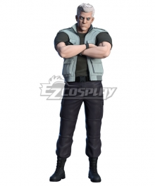 Ghost in the Shell: SAC 2045 Batou Cosplay Costume