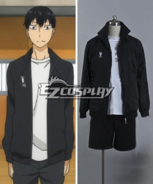Haikyu!! Shoyo Hinata Karasuno High School Uniform Cosplay Costume