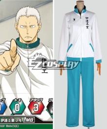 Haikyu!! Date Tech High Sportswear Aone Takanobu Cosplay Costume