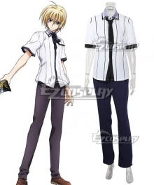 High School DxD BorN Yuuto Kiba Cosplay Costume