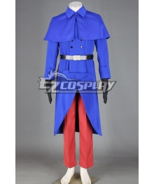 France Cosplay Costume from Axis Powers Hetalia