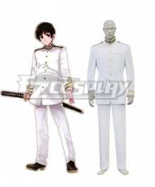 Axis Powers Hetalia Japan Kiku Honda Cosplay Costume