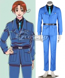 Axis Powers Hetalia Lithuania Cosplay Costume