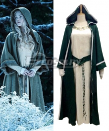 Maleficent Sleeping Beauty Princess Aurora Cosplay Costume