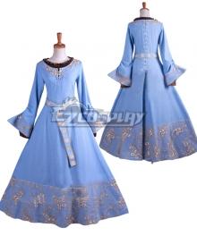 Disney Movie Maleficent Aurora Princess Cosplay Costume
