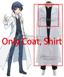 In Another World With My Smartphone Isekai wa Smartphone to Tomo ni. Touya Mochizuki Cosplay Costume - Only Coat, Shirt