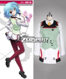 Infinite Stratos 2 Sara Shiki Tatenashi Cosplay Costume