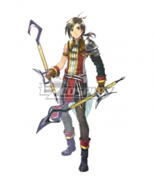 Eiyuden Chronicle: Hundred Heroes Nowa Cosplay Costume