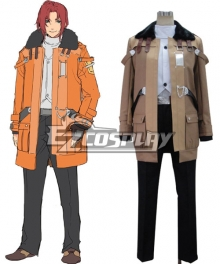 The Legend of Heroes VI Randy Orlando Cosplay Costume