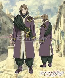 Knight's & Magic Yoakimu Serati Cosplay Costume