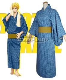 Kuroko's Basketball Kise Ryota Kimono Bath Robe Cosplay Costume