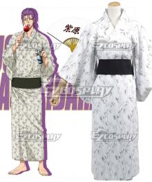 Kuroko's Basketball Murasakibara Atsushi Bathrobe Cosplay Costume