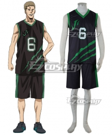 Kuroko's Basketball Last Game Nick Cosplay Costume