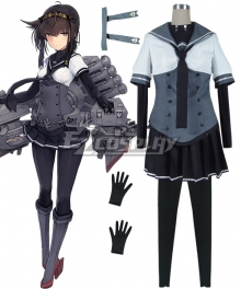 Kantai Collection KanColle Hatsuzuki Akizuki Class Destroyer Cosplay Costume