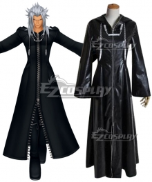 Kingdom Hearts Organization XIII's Demyx Roxas Xemnas Cosplay Costume