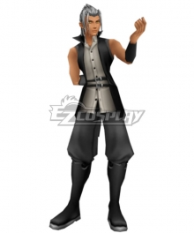 Kingdom Hearts Young Xehanort Cosplay Costume
