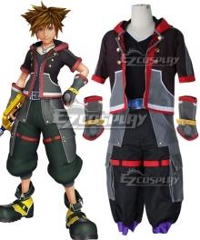 Kingdom Hearts III Sora New Edition Cosplay Costume