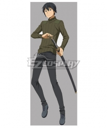 Kino's Journey Shizu Cosplay Costume