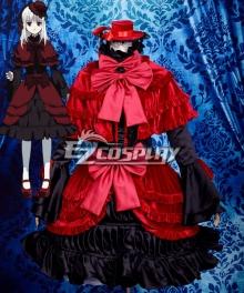 Kushina Gothic Loli Anna Lolita Cosplay Costume