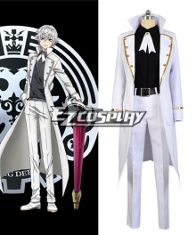 K Return of Kings Isana Yashiro Cosplay Costume