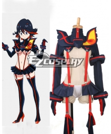 Kill la Kill Ryuko Matoi Fighting Cosplay Costume