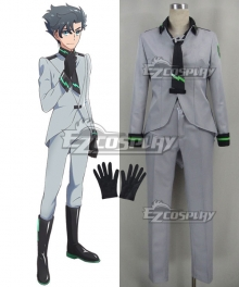 Luck & Logic Luck and Logic Yoshichika Tsurugi Uniforms Cosplay Costume