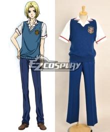 La Corda d'Oro 3  Blue Sky / Kin-iro no Corda 3 Blue Sky Haruto Mizushima Cosplay Costume