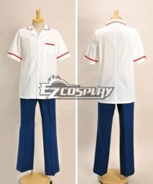 La Corda d'Oro 3  Blue Sky / Kin-iro no Corda 3 Blue Sky Hoshiso School Music Department Boys Uniforms Cosplay Costume