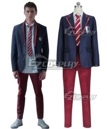 Elite TV Series Netflix School Uniform Cosplay Costume