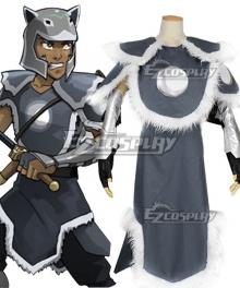 Avatar The Last Airbander Sokka Cosplay Costume