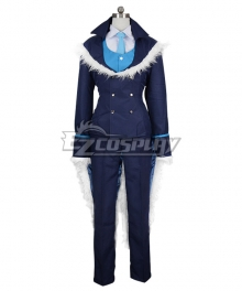 Avatar: The Legend of Korra Iknik Blackstone Varrick Cosplay Costume