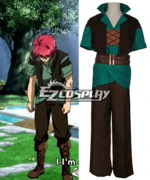 Lord Marksman and Vanadis Madan no o to ouanadisu Tigrevurmud Vorn Cosplay Costume