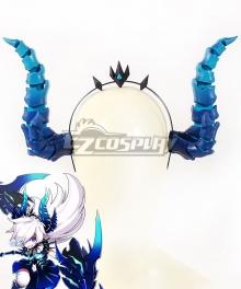 Elsword Lu Demonio Transcendent Horn clips Headwear Cosplay Accessory Prop