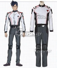 Macross Delta Macross Δ Messer Ihlefeld Cosplay Costume