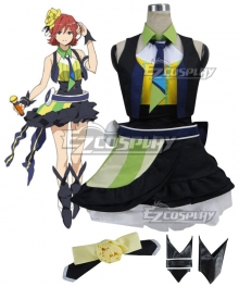 Macross Delta Macross Δ Kaname Buccaneer Dress Cosplay Costume