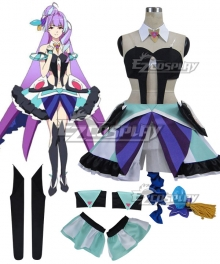 Macross Delta Macross Δ Mikumo Guynemer Dress Cosplay Costume