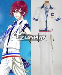 MARGINAL#4 LOVE★SAVIOR Kirihara Atom Cosplay Costume