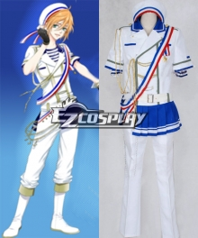 MARGINAL#4 LOVE★SAVIOR Nomura Aaru Cosplay Costume