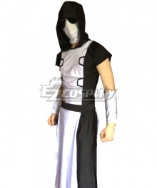 Marvel Deadpool Monk Zentai Cosplay Costume