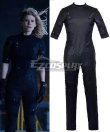 Marvel Fantastic Four Susan The Invisible Woman Sue Storm Richards Cosplay Costume