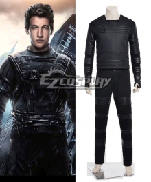 Marvel Fantastic Four Reed Richards Mister Fantastic Cosplay Costume